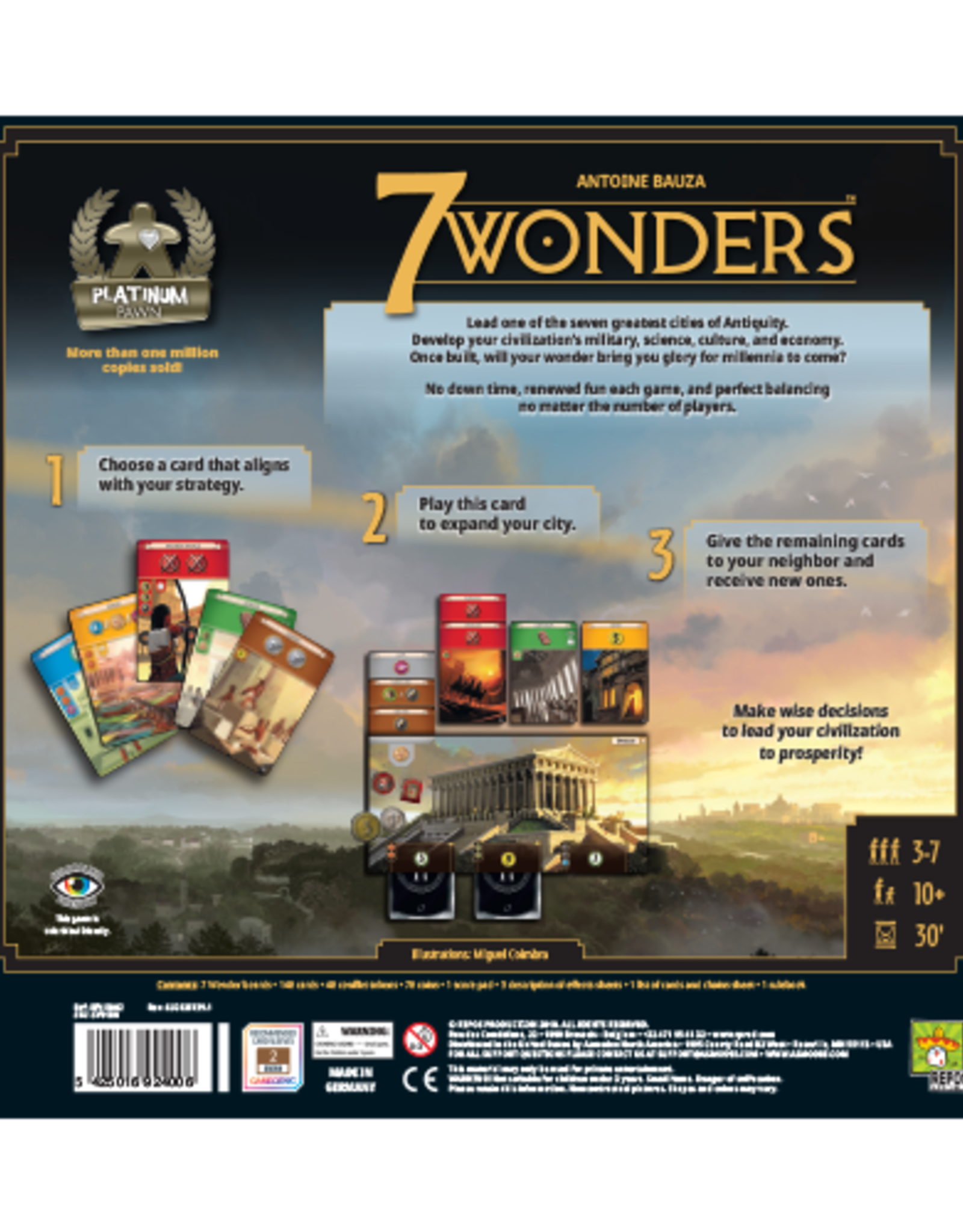 Repos Production 7 Wonders (New Edition 2020)