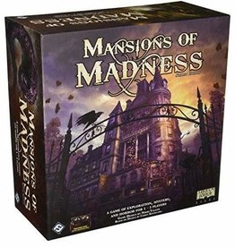 Fantasy Flight Mansions of Madness (2nd Edition)