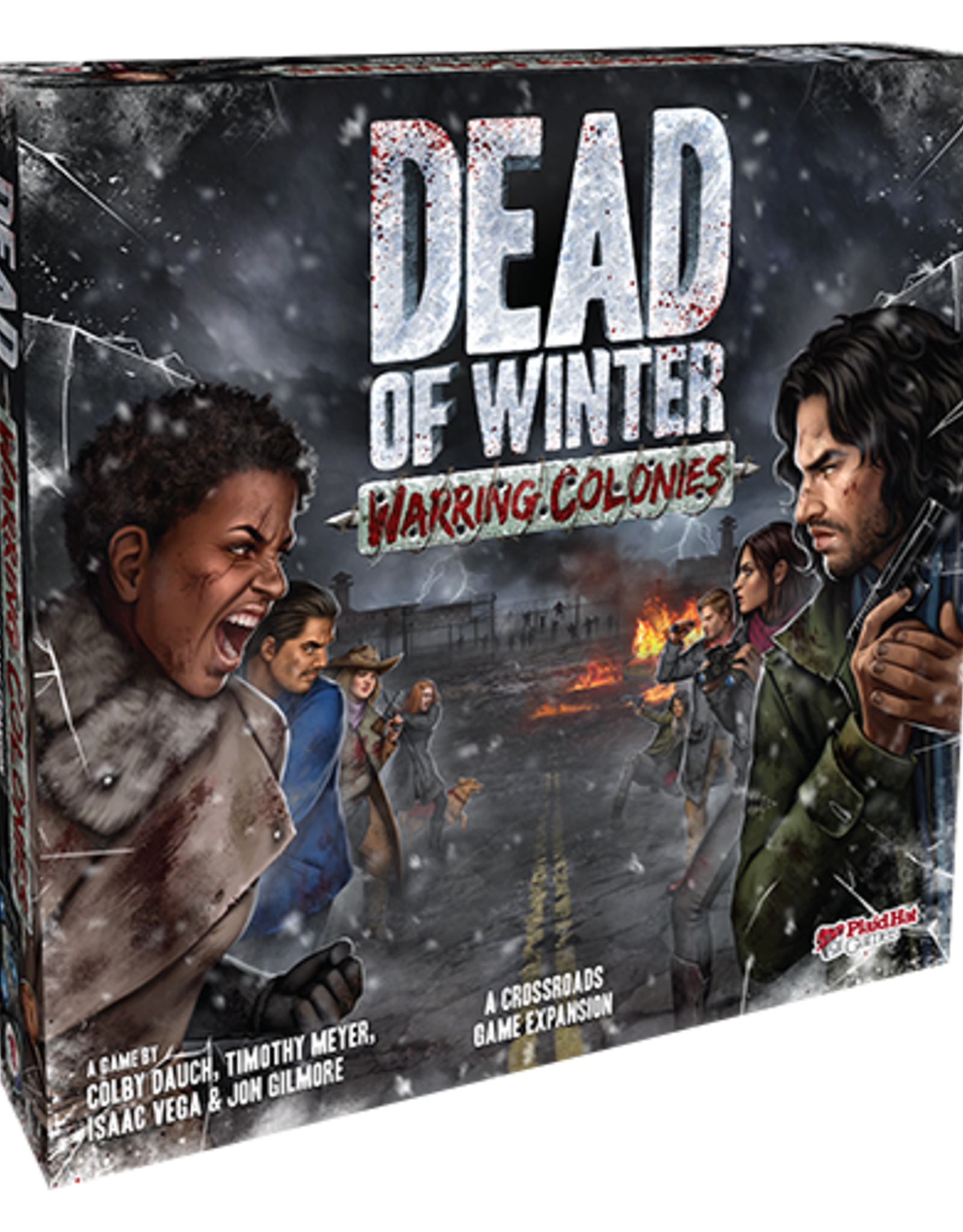 Plaid Hat Games Dead of Winter: Warring Colonies Expansion