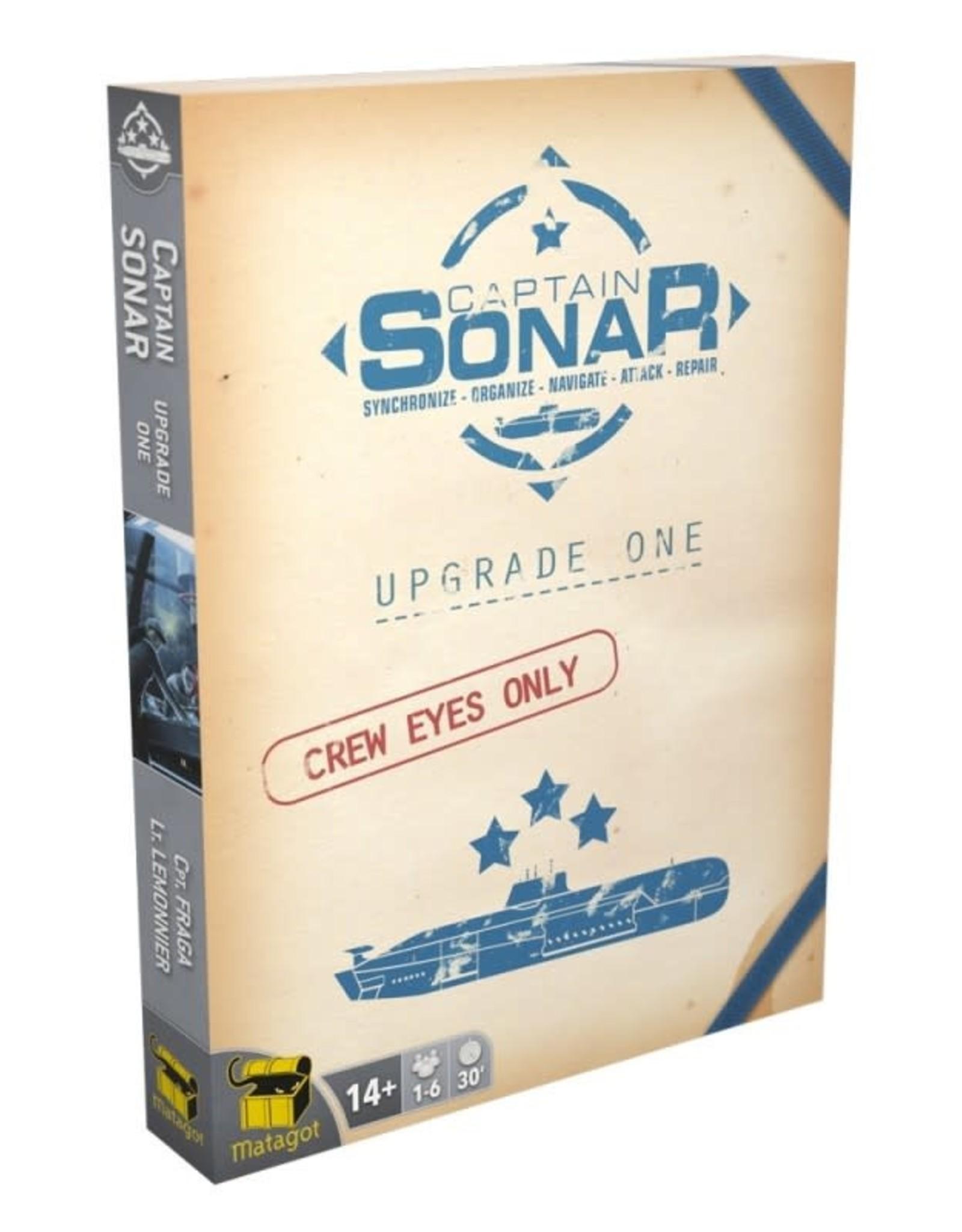 AsmodeeNA Captain Sonar: Upgrade One