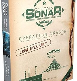 AsmodeeNA Captain Sonar: Operation Dragon