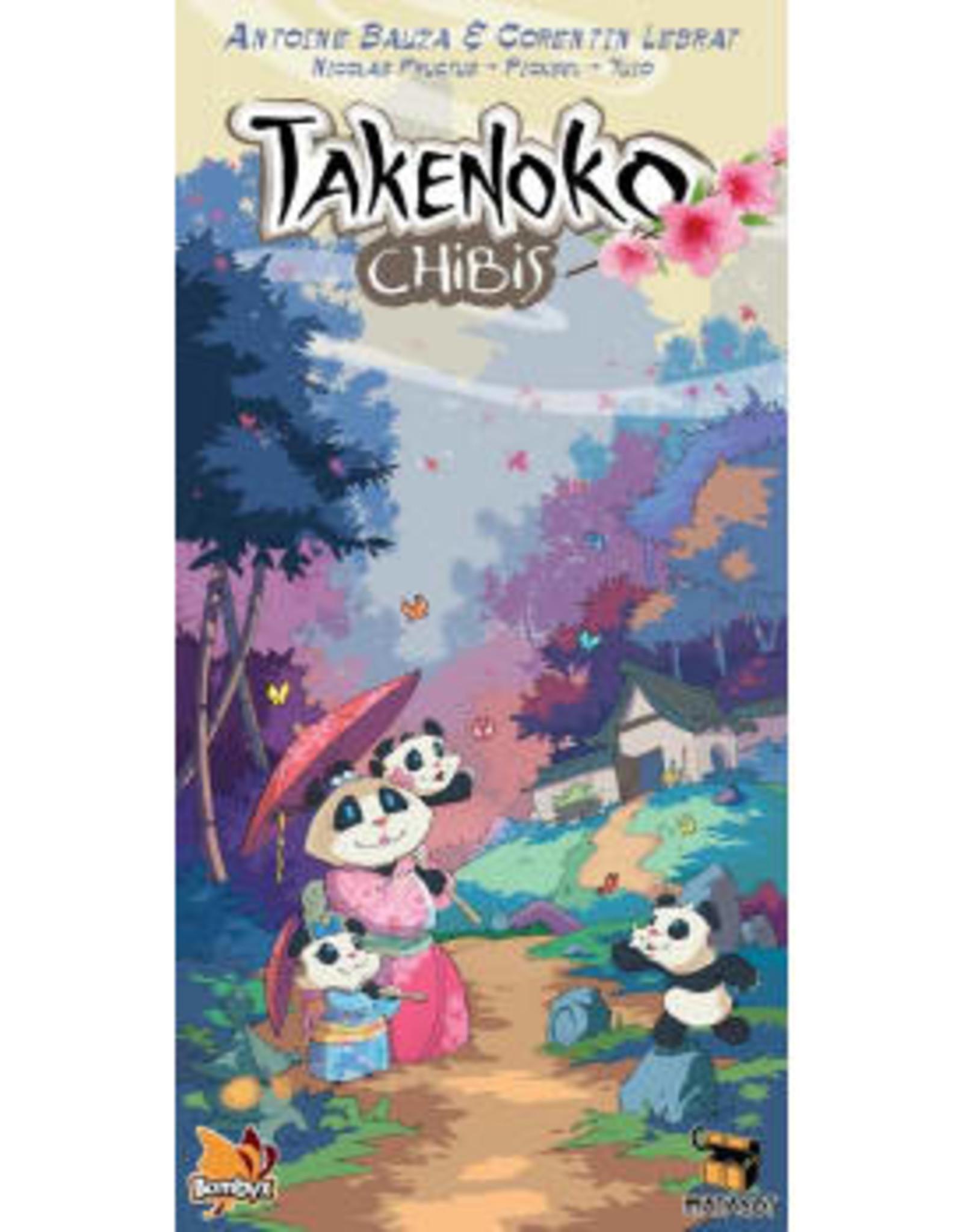 Asmodee Takenoko Chibis Expansion