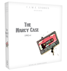 Space Cowboys T.I.M.E. Stories: The Marcy Case Expansion