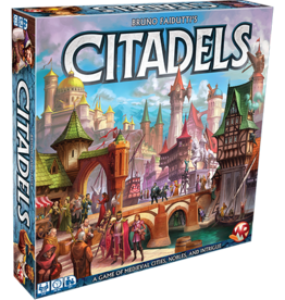 Fantasy Flight Citadels New (2016 edition)