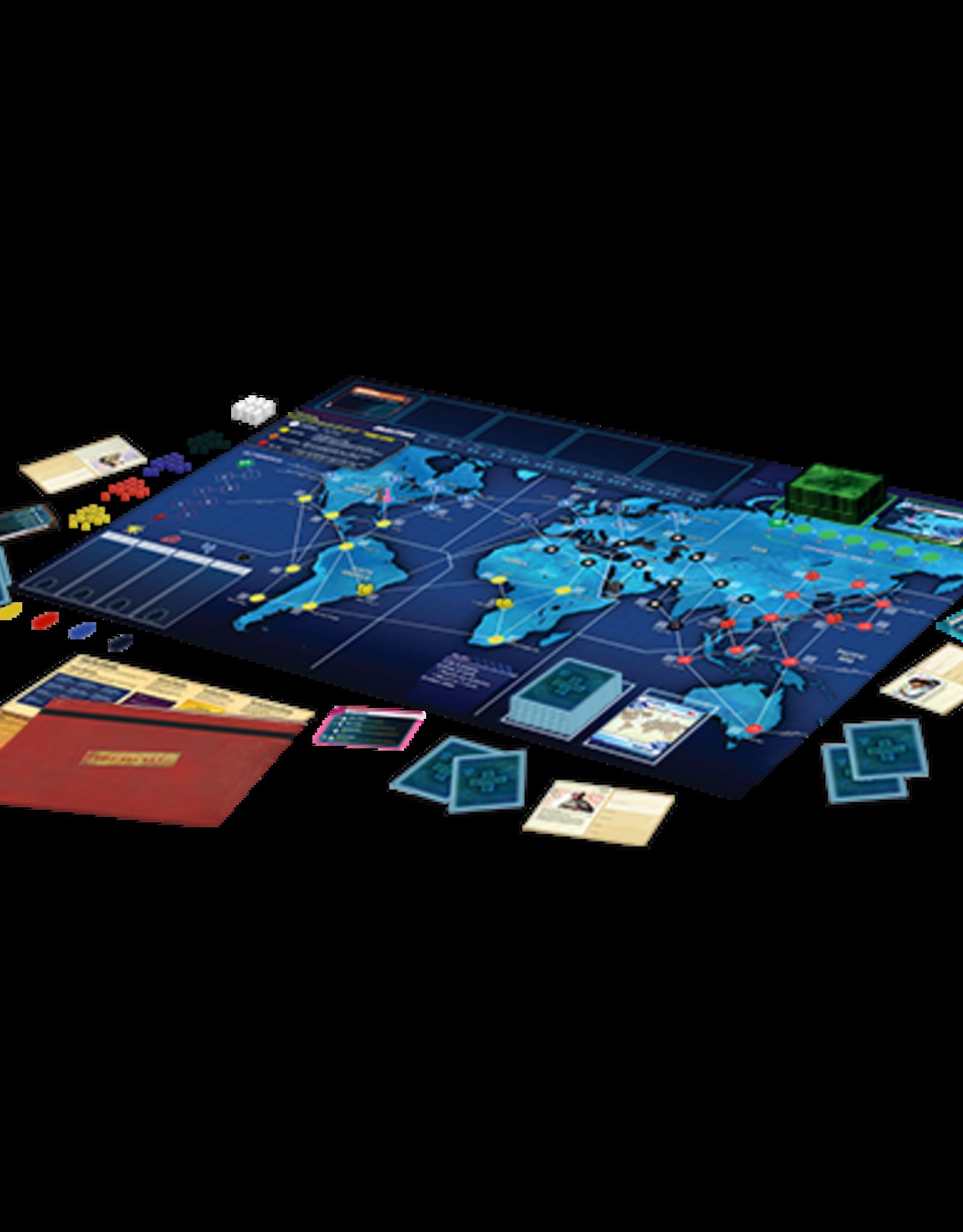 Z-Man Games Pandemic: Legacy Season 1 - Red