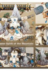 Games Workshop Age of Sigmar: Avalenor The Stoneheart King