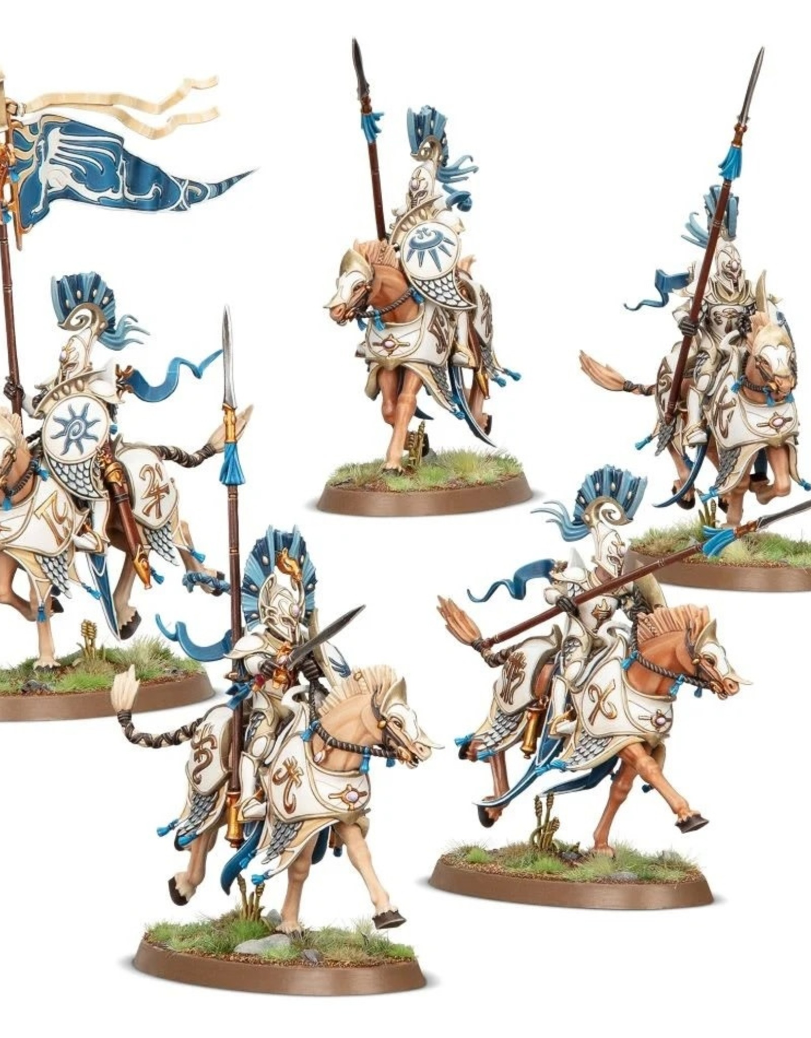 Games Workshop Age of Sigmar: Vanari Dawnriders