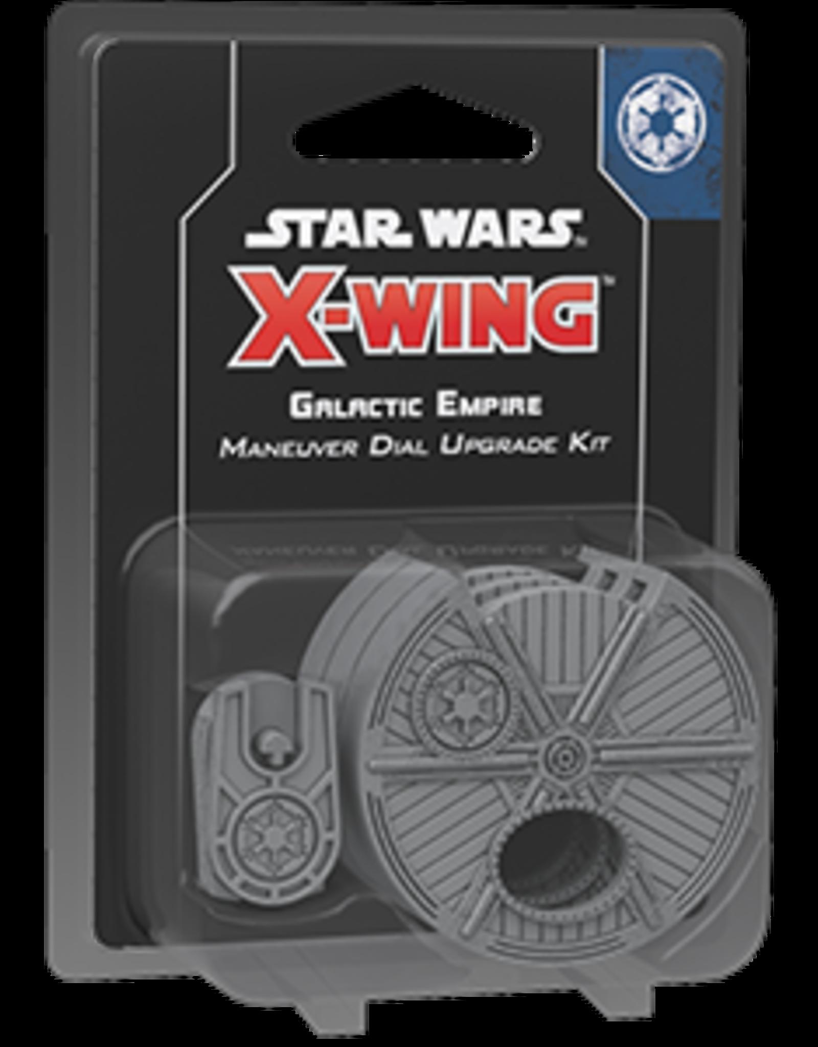 Fantasy Flight Star Wars X-Wing 2.0 Miniatures Game: Galactic Empire Maneuver Dial Upgrade Kit