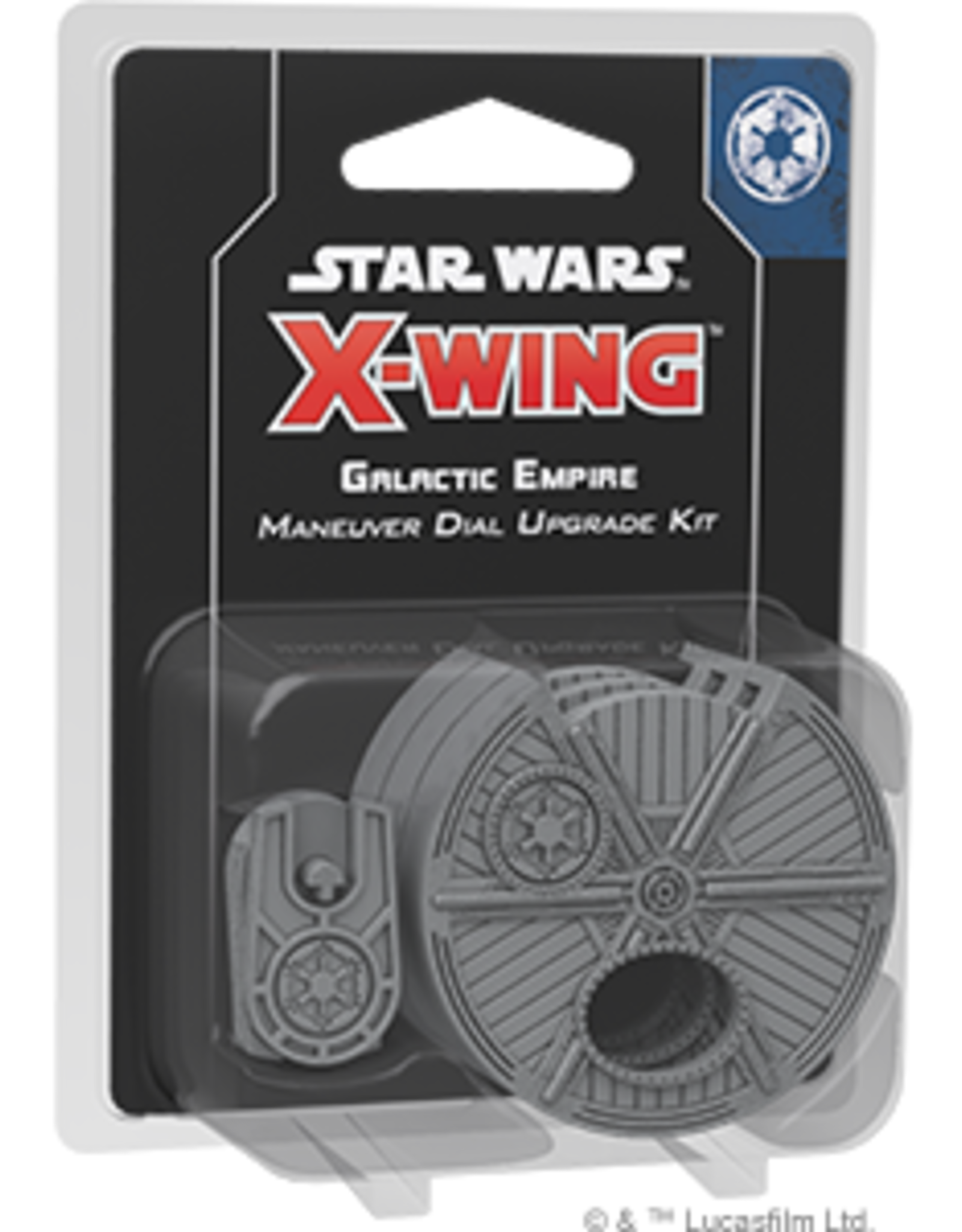 FFG Star Wars X-Wing 2.0: Galactic Empire Maneuver Dial Upgrade Kit