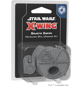 Fantasy Flight Star Wars X-Wing 2.0 Miniatures Game: Galactic Empire Maneuver Dial Upgrade Kit
