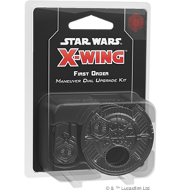 Fantasy Flight Star Wars X-Wing 2.0 Miniatures Game: First Order Maneuver Dial Upgrade Kit