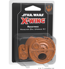 FFG Star Wars X-Wing 2.0: Resistance Maneuver Dial Upgrade Kit