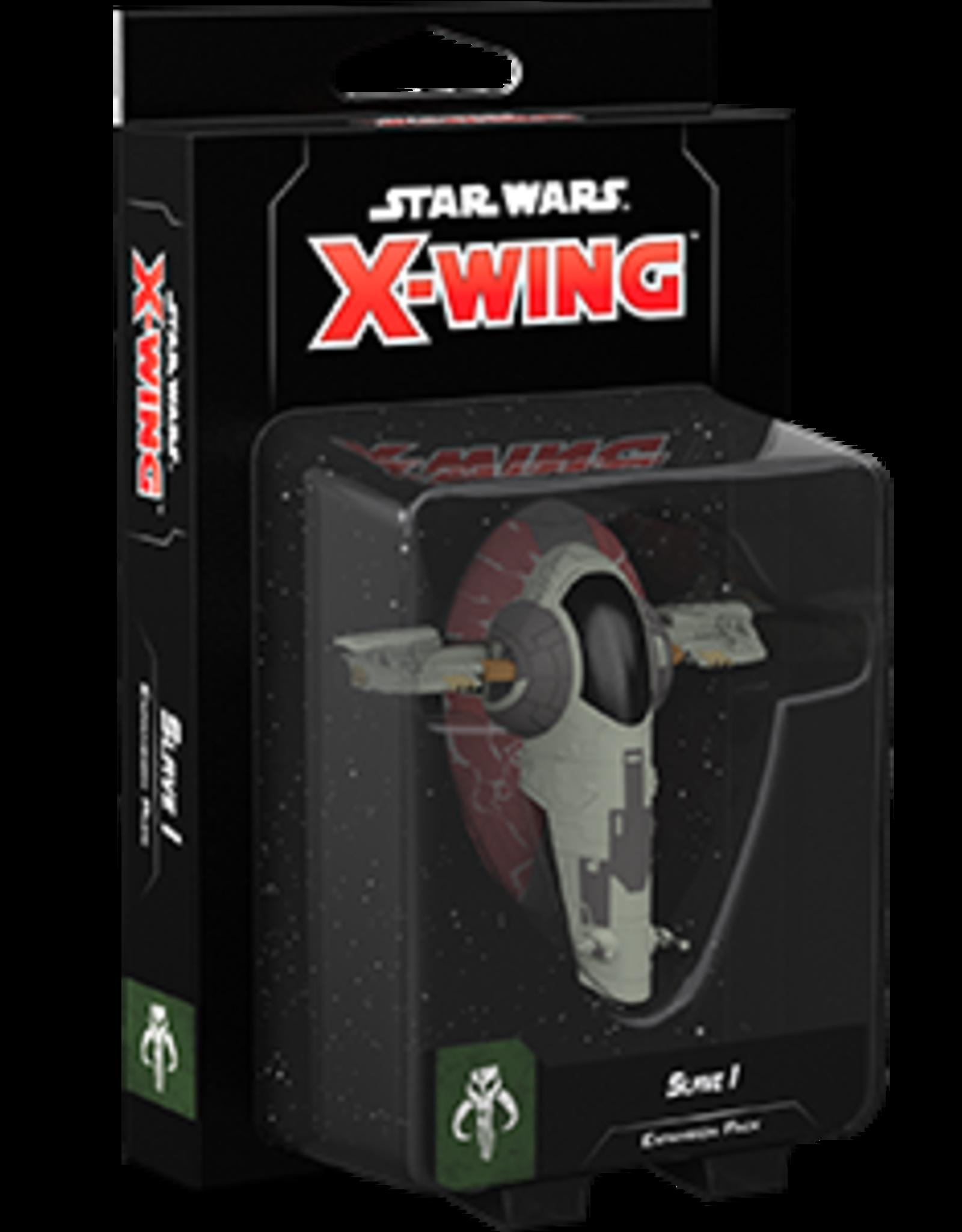 FFG Star Wars X-Wing 2.0: Slave 1 Expansion Pack