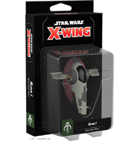 Fantasy Flight Star Wars X-Wing 2.0 Miniatures Game: Slave 1 Expansion Pack