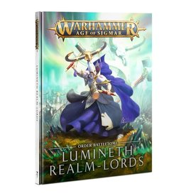 Games Workshop Age of Sigmar: Battletome Lumineth Realm-Lords