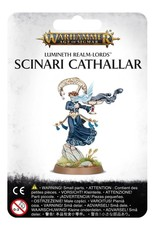 Games Workshop Age of Sigmar: Scinari Cathallar