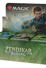 WOTC Zendikar Rising Draft Booster Box