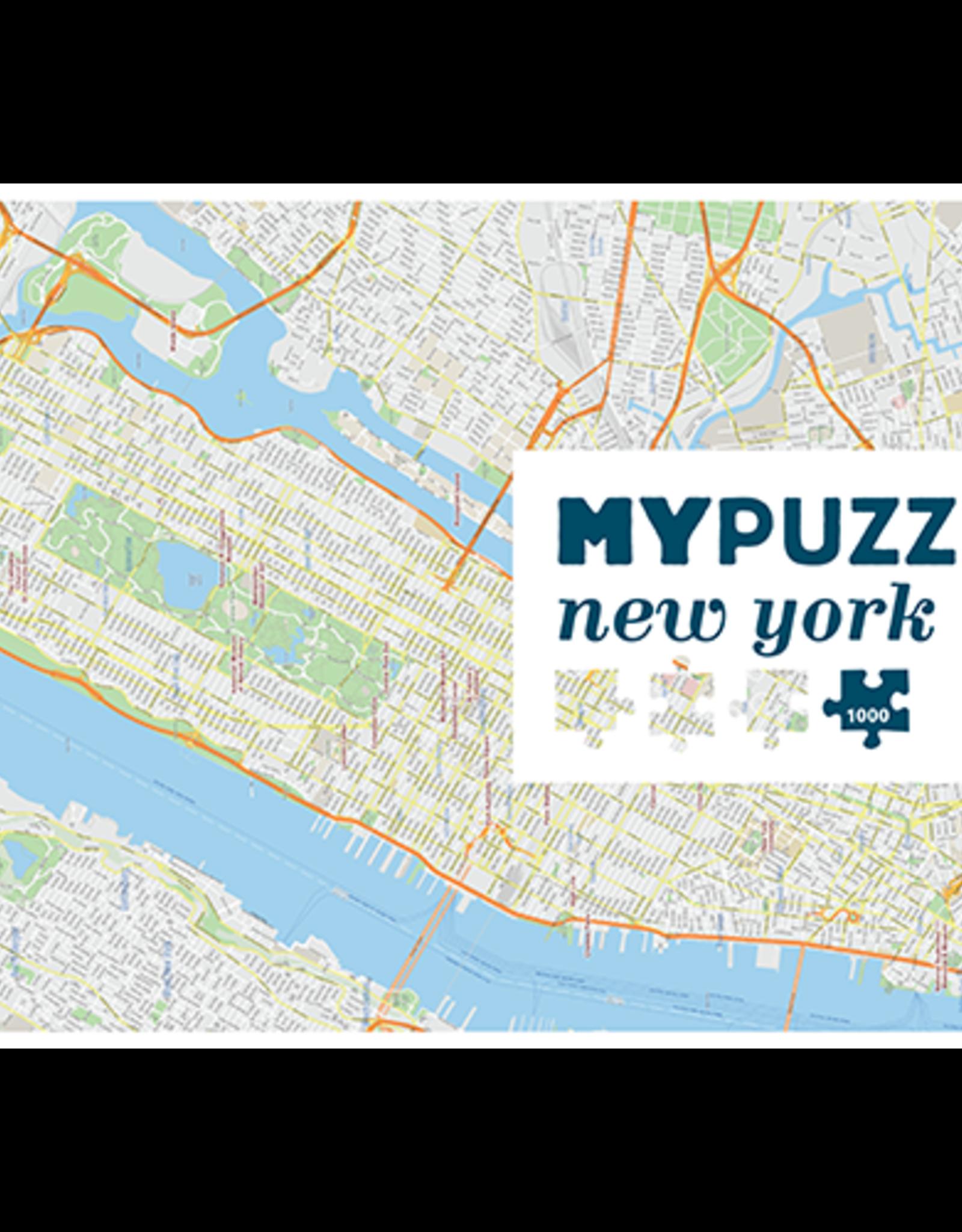 Helvetiq Mypuzzle: New York