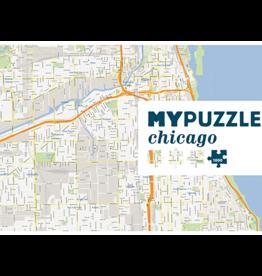 Helvetiq Mypuzzle: Chicago