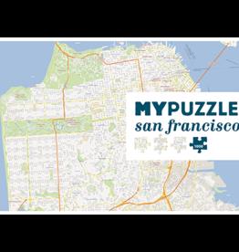 Helvetiq Mypuzzle: San Fransisco