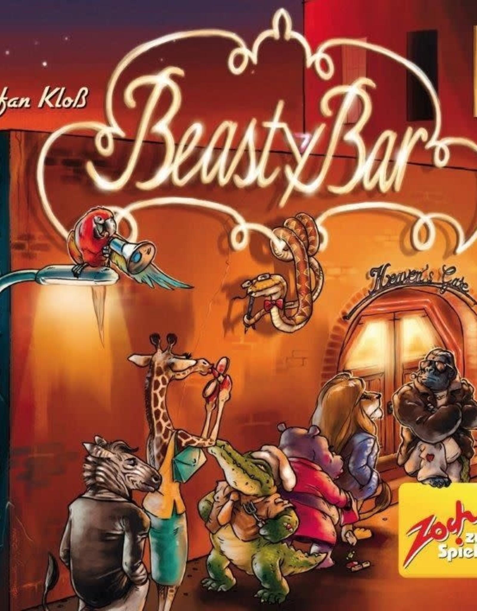 AsmodeeNA Beasty Bar