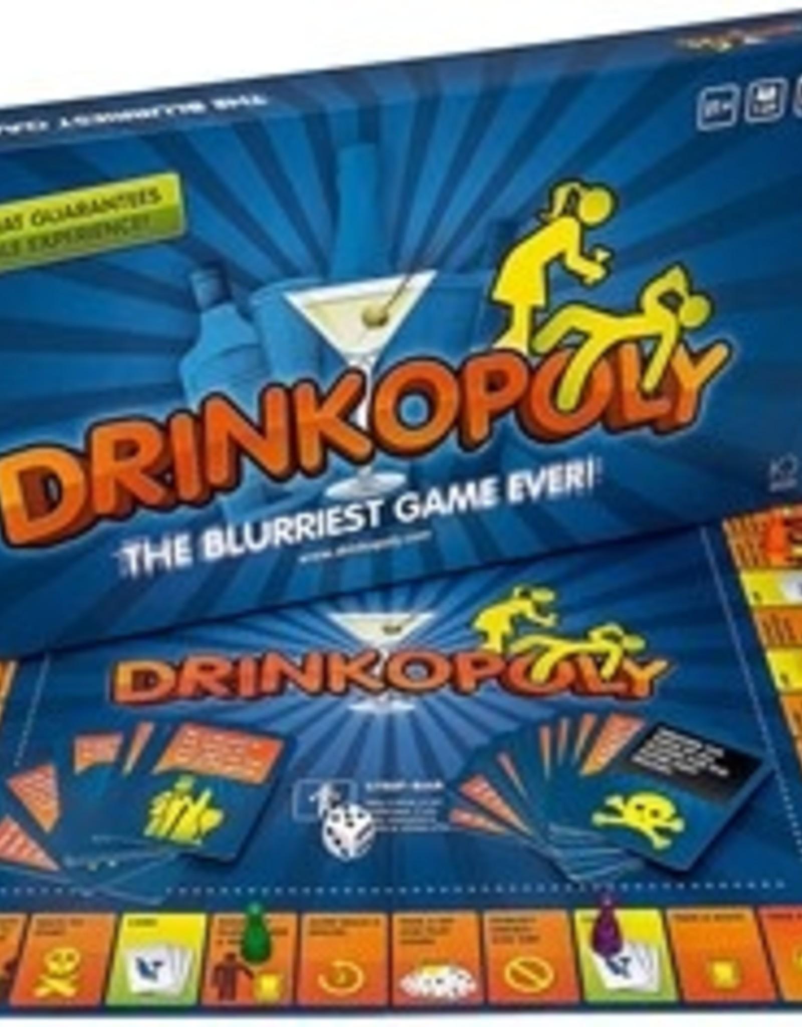 Lion Rampant Drinkopoly
