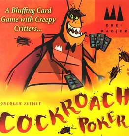 Lion Rampant Cockroach Poker