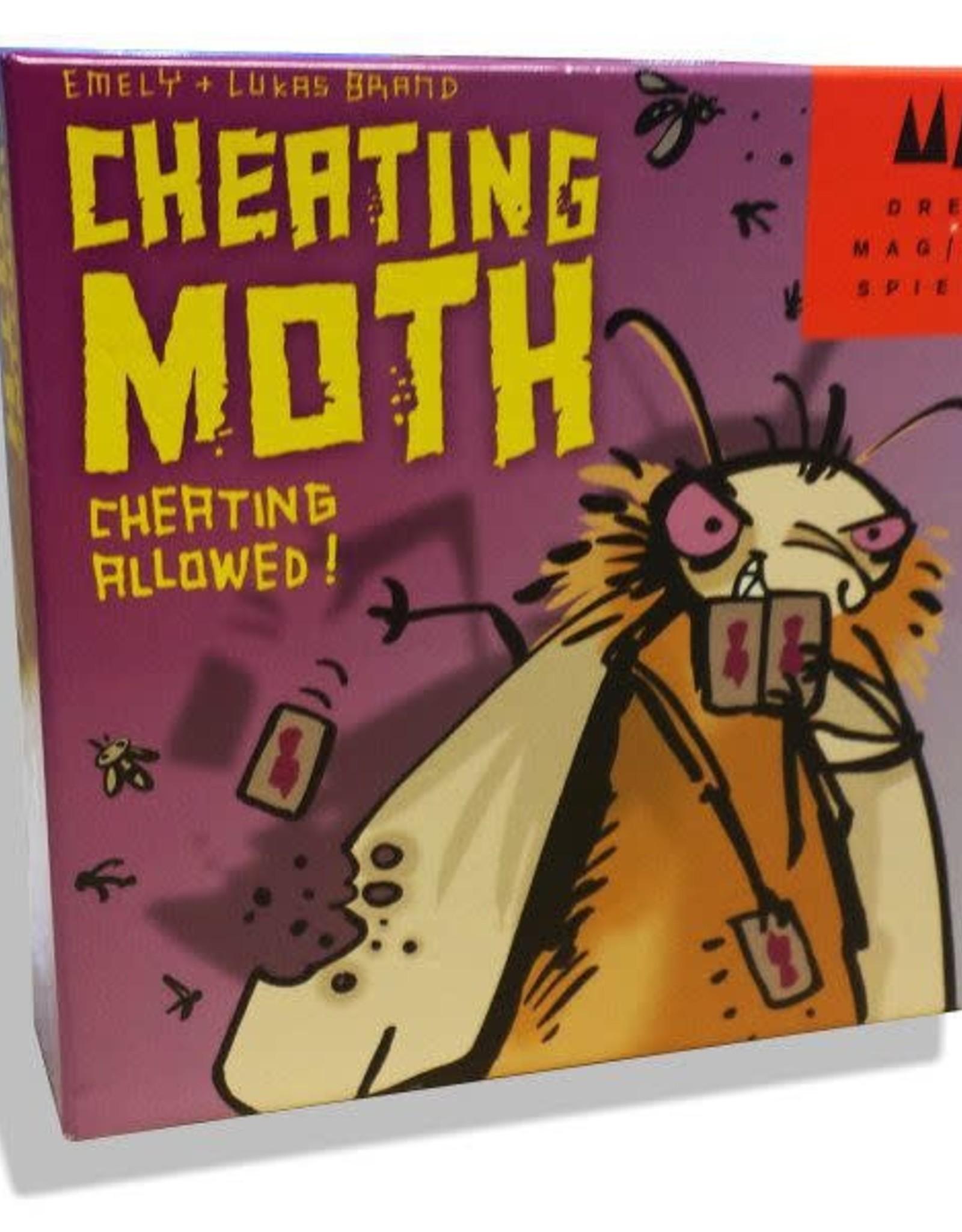 Lion Rampant Cheating Moth