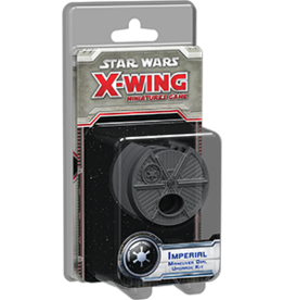 FFG Star Wars X-Wing Miniatures Game: Imperial Dial Upgrade Kit