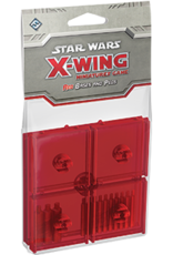 FFG Star Wars X-Wing Miniatures Game: Red Bases Kit