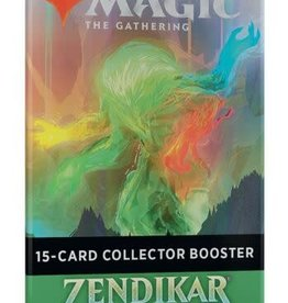 WOTC Zendikar Rising Collector Pack