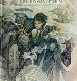 WOTC Dungeons & Dragons: Tasha`s Cauldron of Everything Alternate Cover (Preorder)