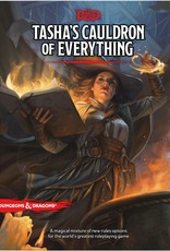 WOTC Dungeons & Dragons: Tasha`s Cauldron of Everything