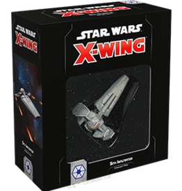 FFG Star Wars X-Wing 2.0: Sith Infiltrator Expansion Pack