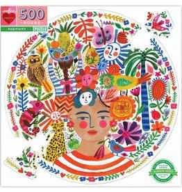 Eeboo Positivity 500 Piece Puzzle