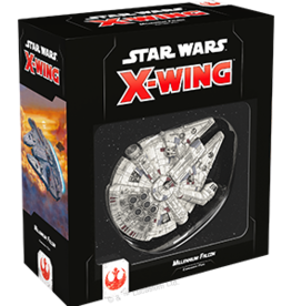 Fantasy Flight Star Wars X-Wing 2.0 Miniatures Game: Millennium Falcon Expansion 2.0 Pack