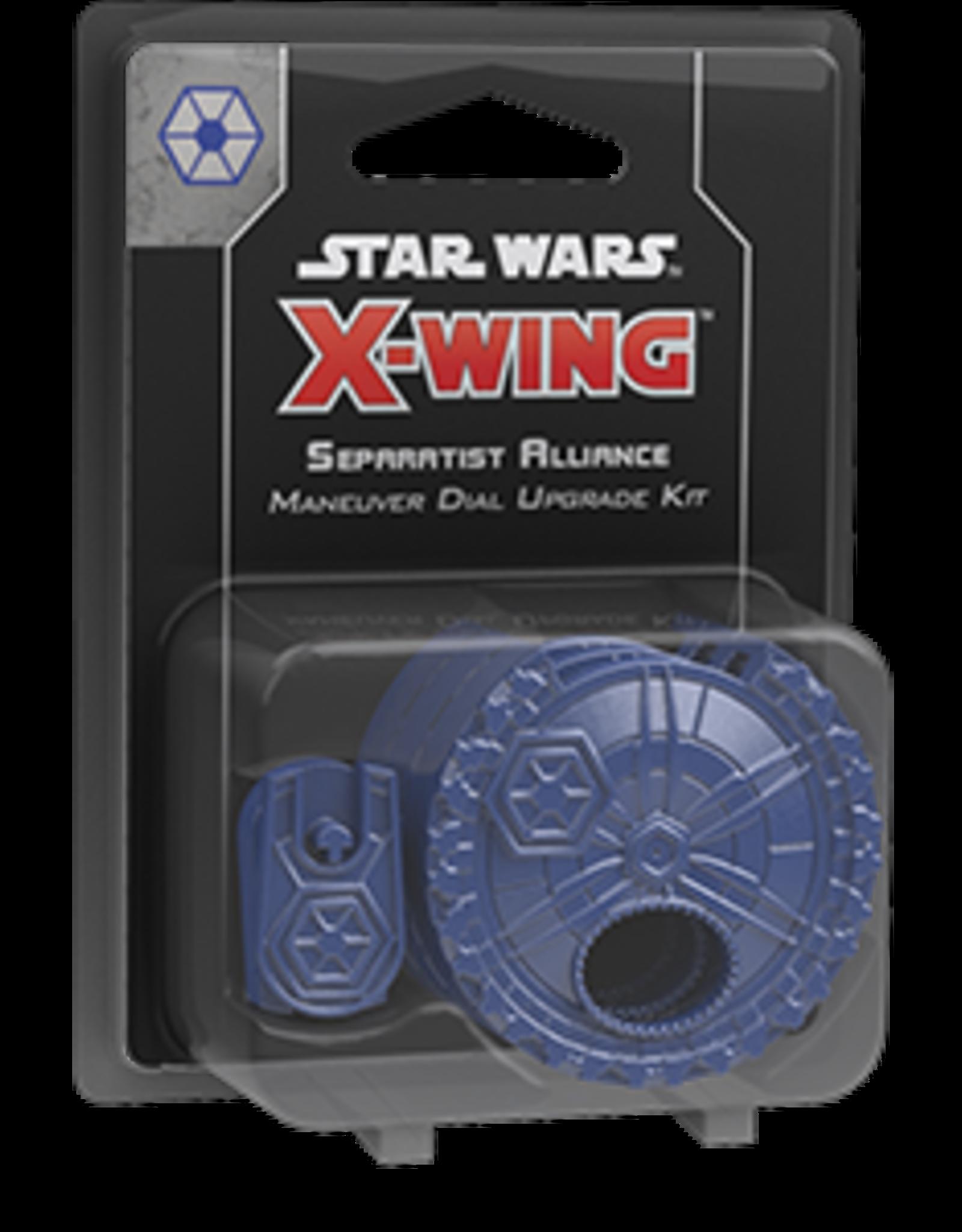 FFG Star Wars X-Wing 2.0: Seperatist Alliance Maneuver Dial Upgrade Kit