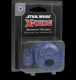 Fantasy Flight Star Wars X-Wing 2.0 Miniatures Game: Seperatist Alliance Maneuver Dial Upgrade Kit