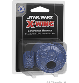 FFG Star Wars X-Wing 2.0: Seperatist Alliance Maneuver Dial Upgrade Kit