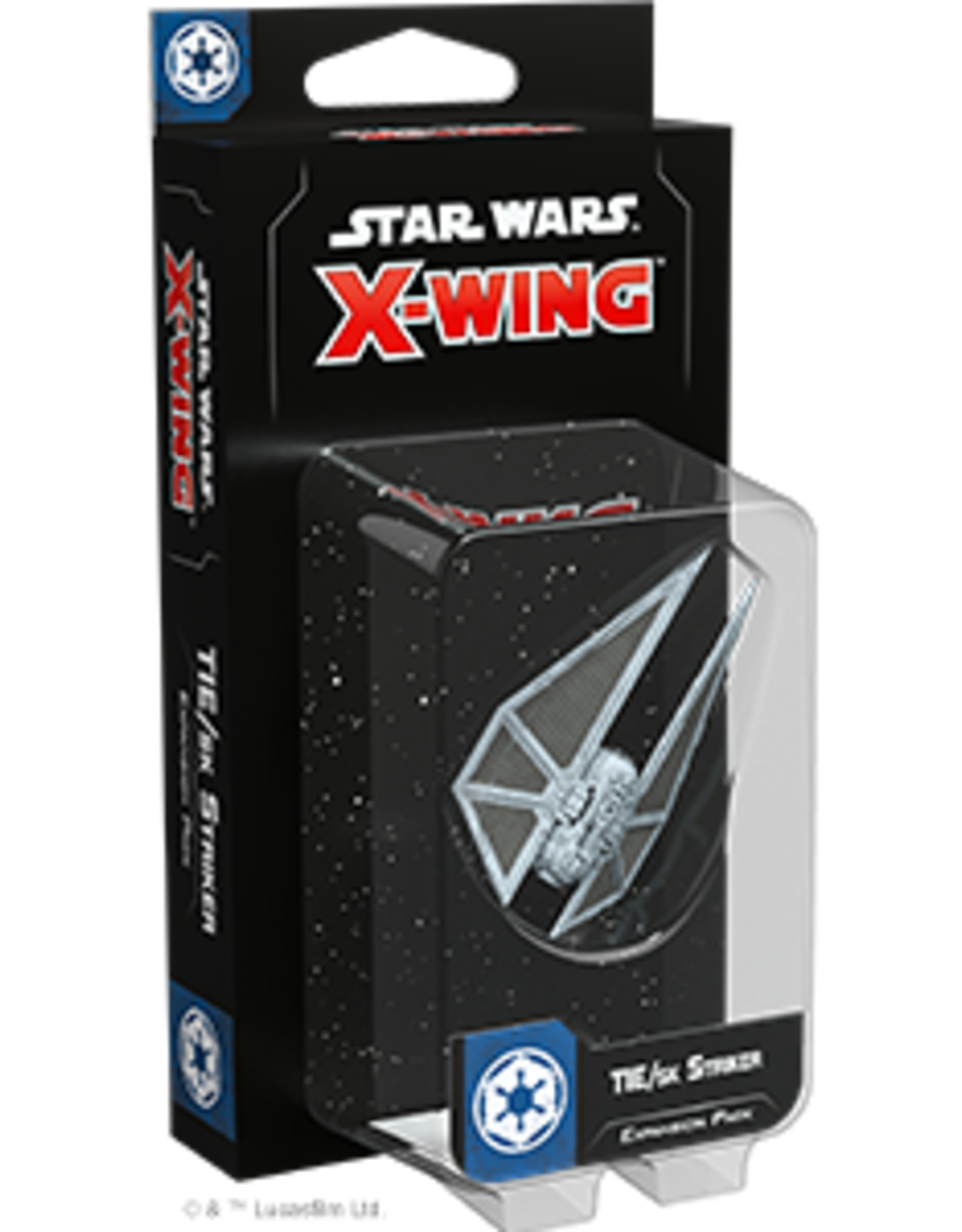 FFG Star Wars X-Wing 2.0: Tie/sk Striker Expansion Pack