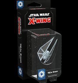 Fantasy Flight Star Wars X-Wing 2.0 Miniatures Game: Tie/sk Striker Expansion Pack