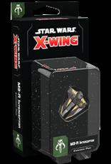 Fantasy Flight Star Wars X-Wing 2.0 Miniatures Game: M3-A Interceptor Expansion Pack