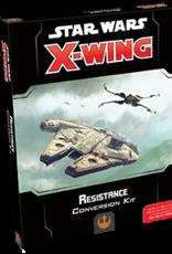 Fantasy Flight Star Wars X-Wing 2.0 Miniatures Game: Resistance Conversion Kit