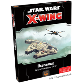 FFG Star Wars X-Wing 2.0: Resistance Conversion Kit