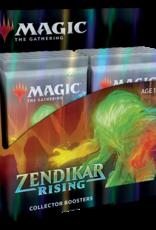 WOTC Zendikar Rising Collector Display (12 packs)