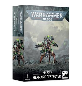 Games Workshop Warhammer 40K: NECRONS HEXMARK DESTROYER