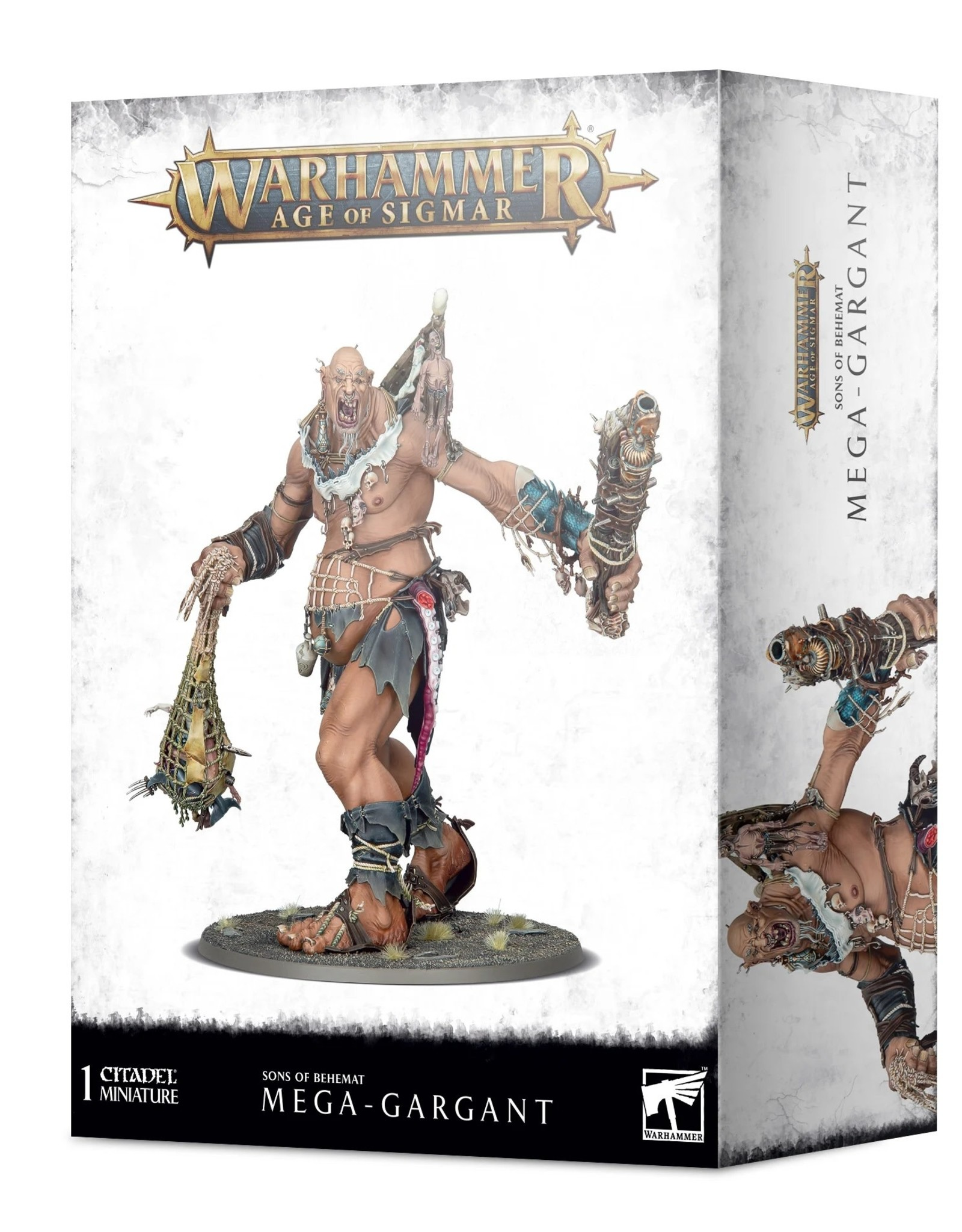 Games Workshop Warhammer AoS: SONS OF BEHEMAT: MEGA-GARGANT