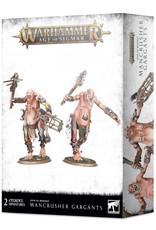 Games Workshop Warhammer AoS: SONS OF BEHEMAT: MANCRUSHER GARGANTS