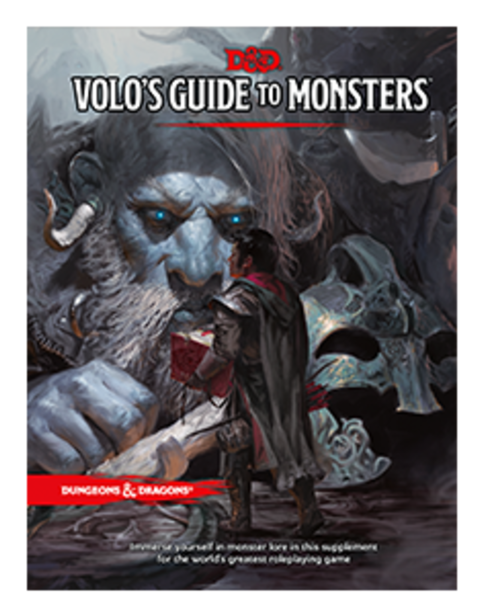 WOTC Dungeons & Dragons RPG: Volo's Guide to Monsters