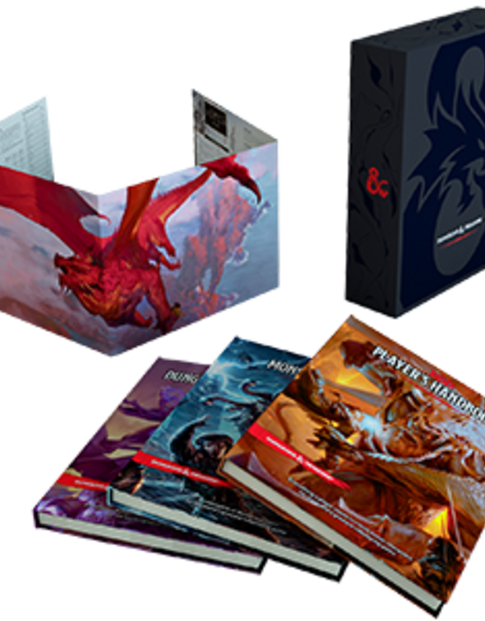 WOTC D&D: Core Rulebook Gift Set